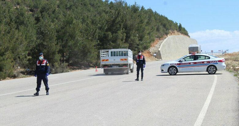 Karaman'ın Ermenek ilçesinde 5 gün sokağa çıkma yasağı uygulanacak