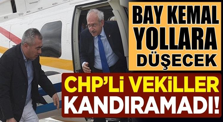 Kemal Kılıçdaroğlu CHP'nin en az oy aldığı 24 ile gidecek