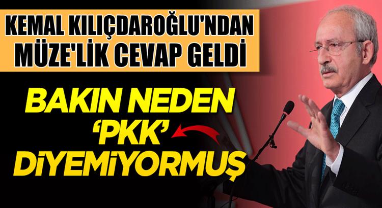 Kemal Kılıçdaroğlu PKK'ya neden Terör Örgütü diyormuş işte cevabı