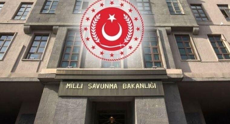 MSB açıkladı Gara bölgesinde 8 PKK'lı terörist öldürüldü