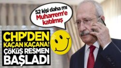 Muharrem İnce'nin parti kurması sonrası CHP'de peş peşe istifalar