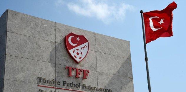PFDK'ya TFF Tarafından 5 Süper lig takımı sevk edildi