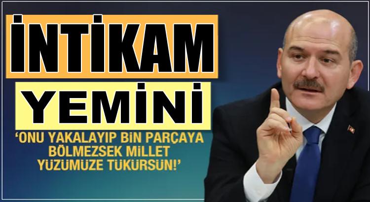 Süleyman Soylu, 'Murat Karayılan'ı bin parçaya bölmezsek dedi
