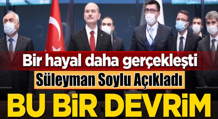 Süleyman Soylu'dan Emniyet, Jandarma ve Sahil Güvenlik'e müjde