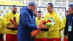 Umut Bulut, Oğuz Çetin'nin rekorunu egale ederek süper lig tarihine geçti