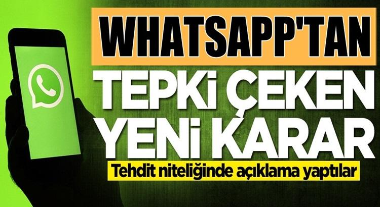 WhatsApp kullanıcılarını çileden çıkartmaya devam ediyor işte yeni haber
