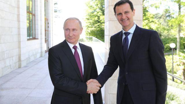 Amerika Birleşik Devletlerin'den Rusya'ya Esed rejimi uyarısı