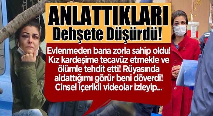 Antalya'da kocasını öldüren Melek İpek'in ilk mahkemesi yapıldı