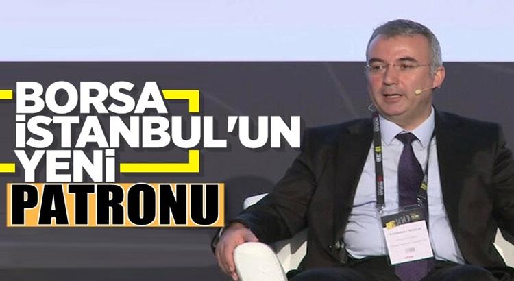 Borsa İstanbul'un yeni Genel Müdürü Korkmaz Ergun oldu!