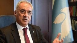 DSP lideri Önder Aksakal'dan Cumhurbaşkanı Erdoğan'a tebrik