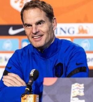 Hollanda Teknik direktörü Frank de Boer'dan Türkiye açıklaması