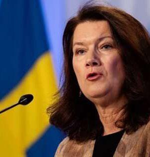 İsveç Dışişleri Bakanı Ann Linde'den Türkiye açıklaması