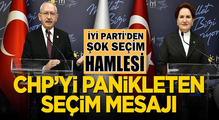 İyi Parti'li İsmail Tatlıoğlu'nun seçim açıklaması CHP'yi zora soktu