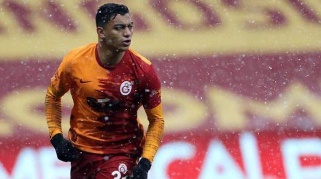 Manchester United, Galatasaray'dan Mustafa Muhammed'in peşine düştü