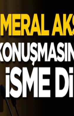 Meral Akşener'in konuşması Fetö'cü  Adem Yavuz Arslan'ı mest etti