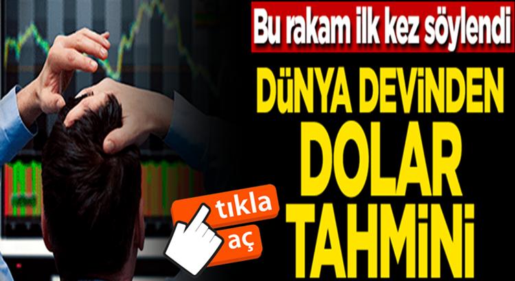 Rabobank'tan Piotr Matys'tan Türkiye'deki Dolar tahmini