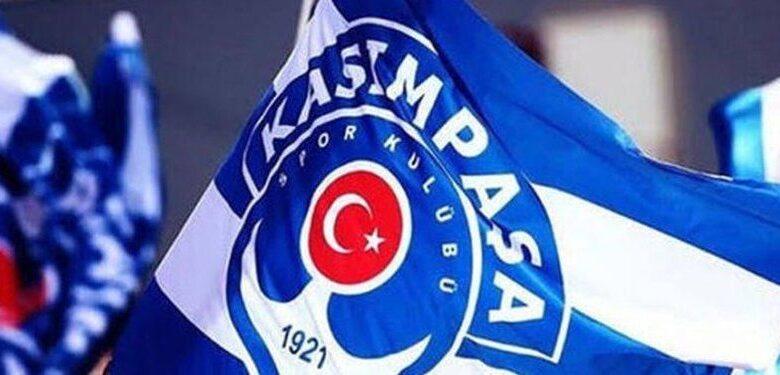 Süper lig ekiplerinden Kasımpaşa'nın yeni teknik direktörü belli oldu