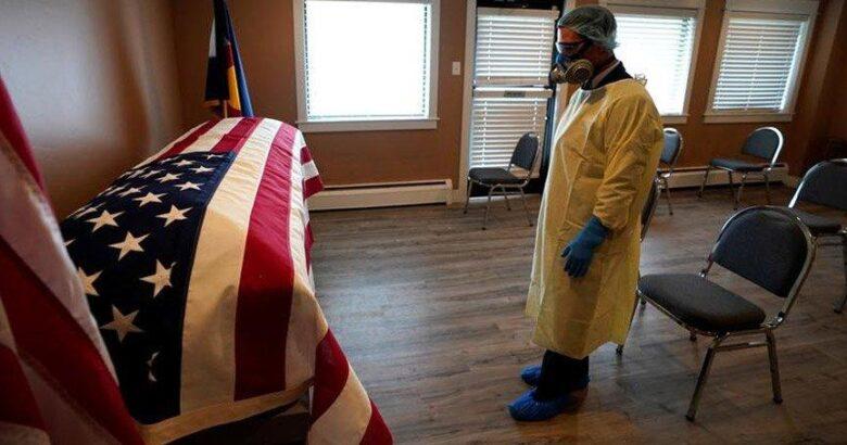 ABD'de Koronavirüs kabusu hızla artarak devam ediyor