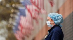 Amerika koronavirüste son 24 saatte felaketi yaşamaya devam ediyor