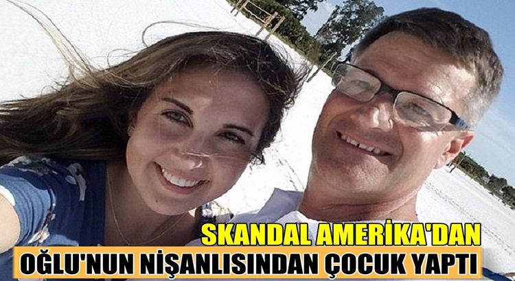Amerika'da 61 yaşındaki adam oğlunun nişanlısından çocuk yaptı