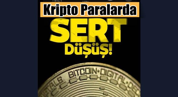 Bitcoin'deki sert düşüşün sebebi ne? Detaylar Radyo Mega'da