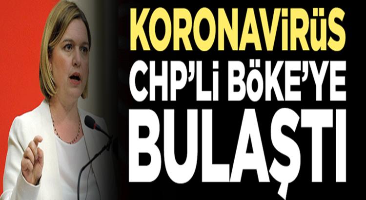 CHP Genel Sekreteri Selin Sayek Böke Koronavirüse yakalandı
