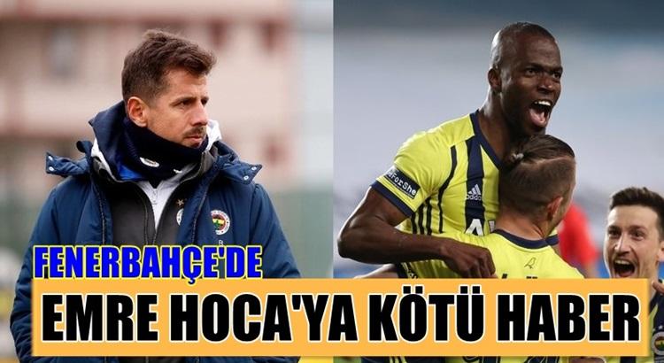Fenerbahçe'den Başakşehir maçı öncesi  Valencia'dan kötü haber