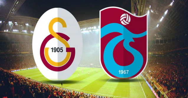 Galatasaray ve Trabzonspor ilk 11'leri Radyo Mega'da
