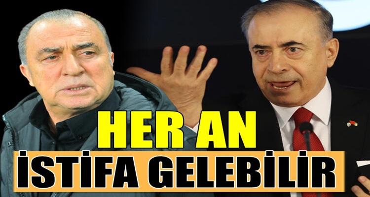 Galatasaray'da sondakika haber gelişmesi her istifa gelebilir