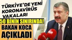 Koronavirüs 6 Nisan 2021 vaka sayıları Türkiye'de alarm veriyor