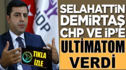 Sevilay Yılman, Selahattin Demirtaş CHP ve İyi Partiye ültimatom verdi