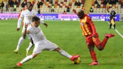 Süper lig'de Yeni Malatyaspor Ankaragücü'nü yenerek rahat bir nefes aldı