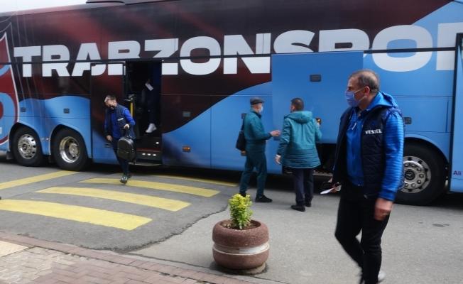Trabzonspor Göztepe deplasmanına 4 eksikle gitti