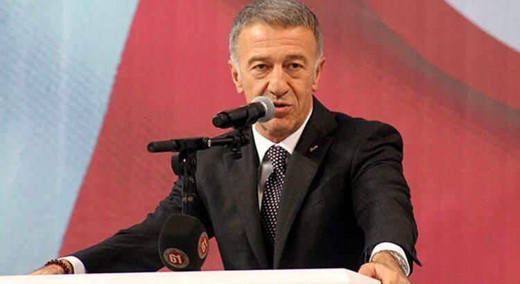 Trabzonspor'da Oğurcan Çakır'a teklif varmı Ahmet Ağaoğlu duyurdu