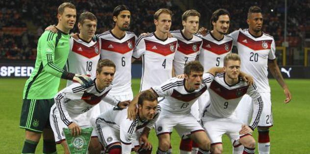 Almanya Milli Takımı'nın 26 kişilik EURO 2020 kadrosu açıklandı