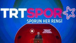 Başkan Erdoğan duyurdu, TRT'nin yeni kanalının ismi ve logosu