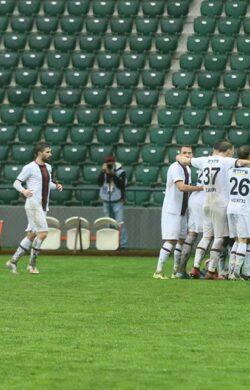 Fatih Karagümrük Konyaspor deplasmanında fark yedi