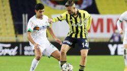 Fenerbaçe'ye tahkim kurulundan Alanyaspor maçı için kötü haber