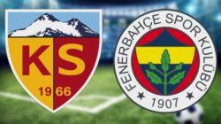 Fenerbahçe Galatasaray ve Beşiktaş'ın yenilmesini bekleyecek