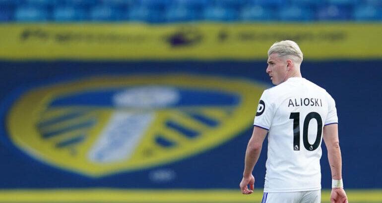Galatasaray  İngiltere Premier liginden Leeds United'lı Alioski anlaştı