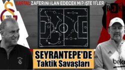 Galatasaray lider Beşiktaş'ı kendi sahasında konuk edecek