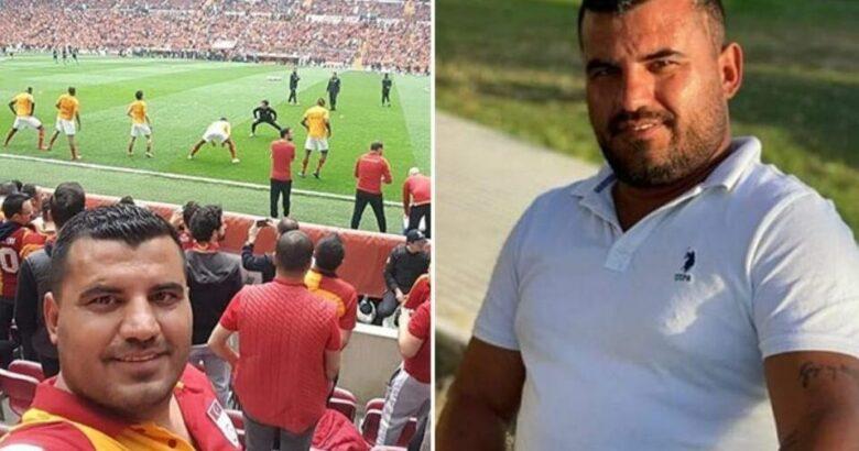 Galatasaray'dan hayatını kaybeden Muharrem Günay için başsağlığı mesajı