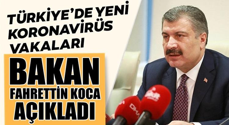 Koronavirüs Türkiye 1 Mayıs 2021 vaka sayılarını Sağlık Bakanlığı açıkladı