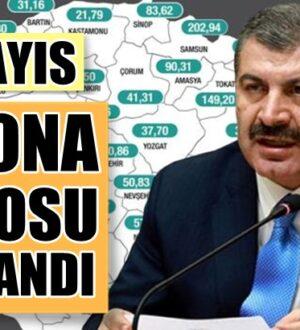 Koronavirüs Türkiye 19 Mayıs 2021 vaka ve ölüm sayıları açıklandı