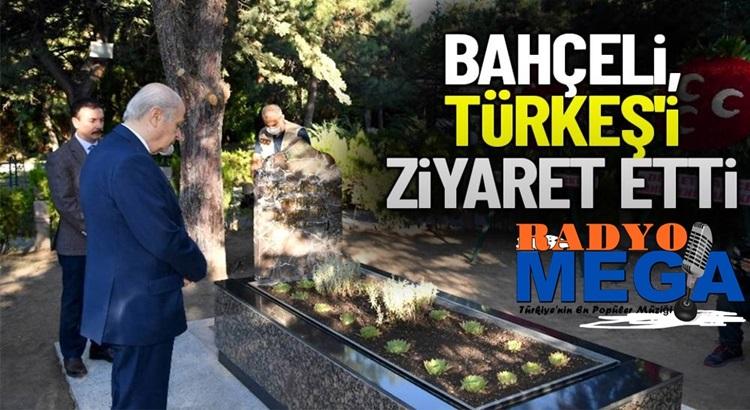 MHP Lideri Devlet Bahçeli'den Ramazan Bayramı mesajı