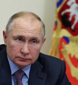 Rus Lider Vladimir Putin'den Ukrayna'ya sert uyarı: Cevap veririz