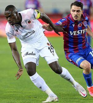 Süper Lig'de Trabzonspor'a yenilen Gençlerbirliği küme düştü