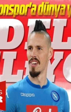 Trabzonspor'a Sörloth ve Marek Hamsik'ten müjdeli haberler