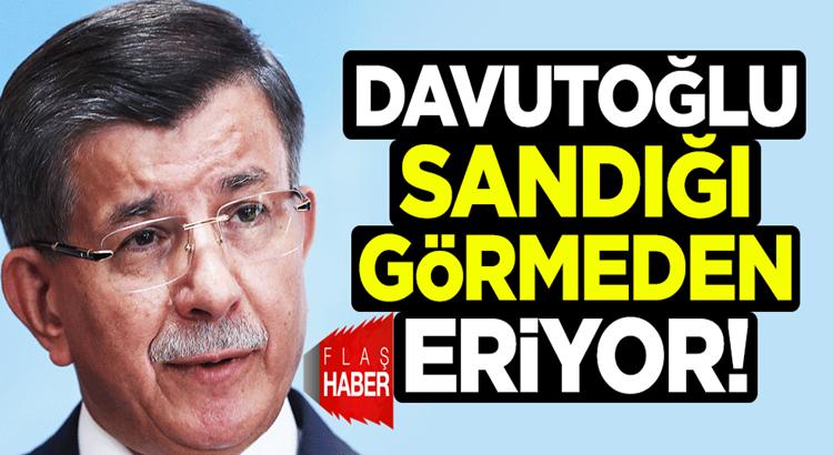 Ahmet Davutoğlu'nun Gelecek Partisinde İstifalar devam ediyor