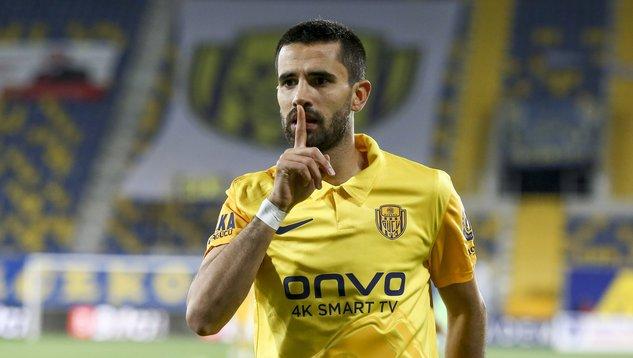 Alper Potuk Ankaragücü'nden Rize spor'a transfer oldu